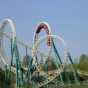 presque tous les parcs d'attraction ont enregistrées des affluences record.
