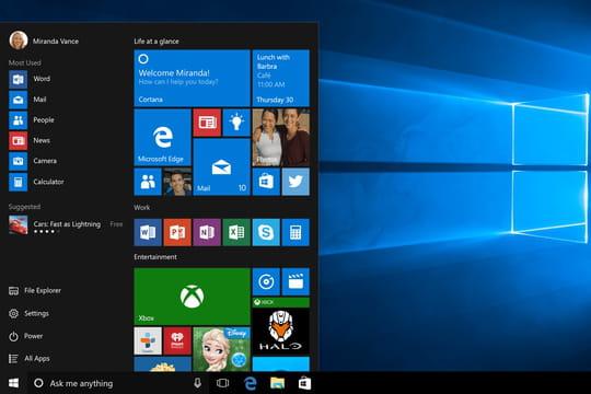 Windows10: la mise à jour Redstone5sedessine