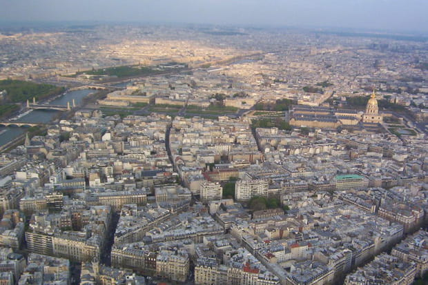 15ème. Paris : 91,4% des locaux éligibles au Très Haut Débit