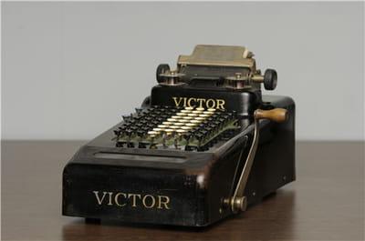 machine mécanique victor