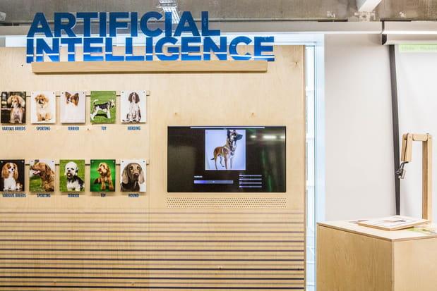 Paris, nouveau laboratoire d'intelligence artificielle de Facebook