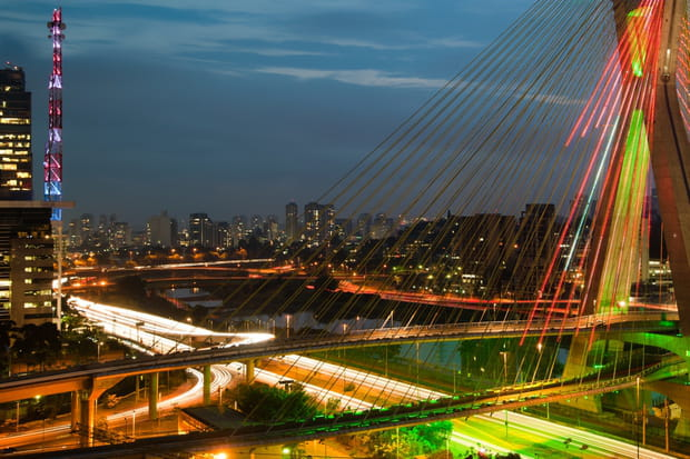 18e : Sao Paulo, Brésil, 118,99 £ (153,91 €)