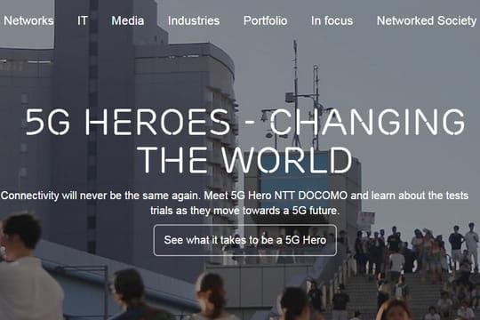 Les premiers services 5G seront déployés dès 2020, assure Ericsson
