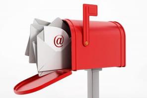 Quels sont les services mail préférés des Français?
