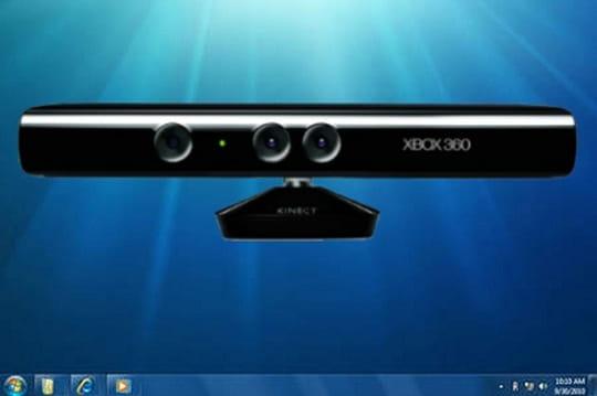 Windows 8:  le SDK de Kinect mis à jour le 8octobre