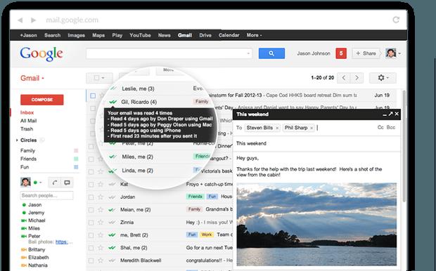 Mailtrack.io vous indique lorsqu'une personne a lu votre message – même dans un message groupé