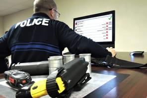 Avec STid, la police de Villejuif connecte ses armes