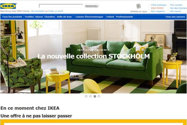 Ikea en 2013