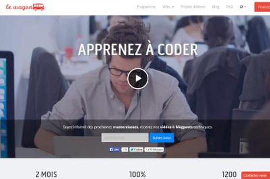 Le Wagon démystifie l'apprentissage du code chez les entrepreneurs