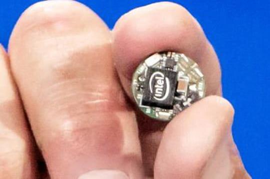 Curie: Intel dévoile son arme pour l'Internet des objets
