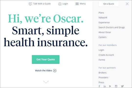 Comment Oscar disrupte le marché de l'assurance américain