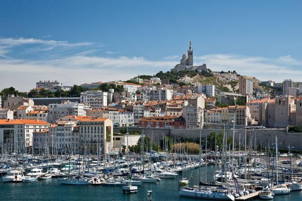 Marseille : les taux d'imposition progresseront de 4,9% en 2015