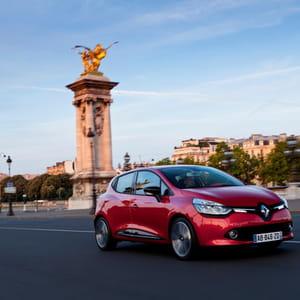 en2013, la renault clio iv est la voiture la plus vendue en france. plus