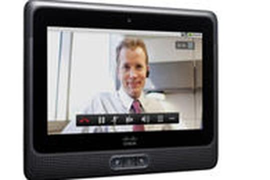 Tablette : la Cisco Cius fait la part belle aux applications professionnelles