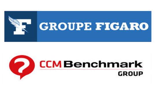 Le groupe Figaro conclut le rachat à 95% du groupe CCM Benchmark