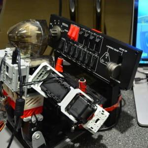 le robot pilote pibot obtient d'excellents résultats sur simulateur de vol.