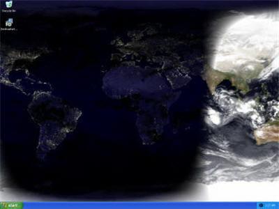 pour les amateurs d'images satellites