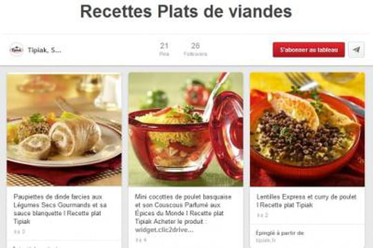 La start-up lilloise Clic2Buy rend Pinterest marchand
