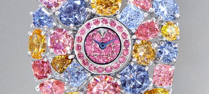La montre la plus chère du monde