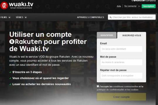 Rakuten lance aujourd'hui Wuaki.tv, son offre de VOD en France