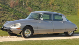 1972 citroën ds 23ie pallas berline