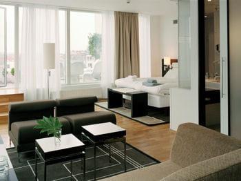 le clarion hotel à stockholm