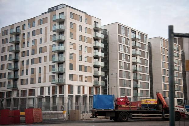 JO de Londres 2012 : village olympique