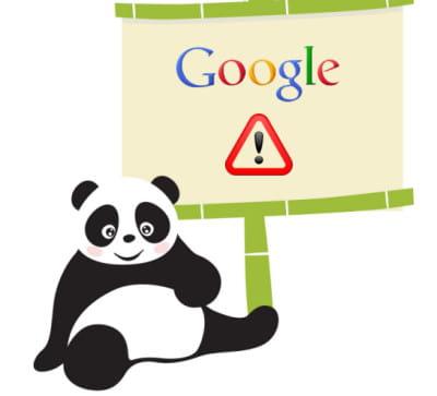 baptisée panda, la mise à jour de l'algorithme de google provoque une onde de