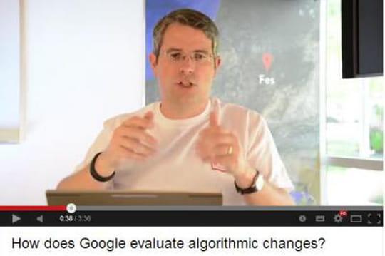 SEO : Google explique comment ses algorithmes sont évalués