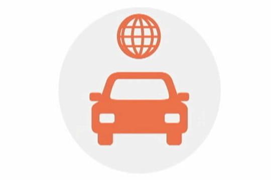 Le marché des voitures connectées en vidéo