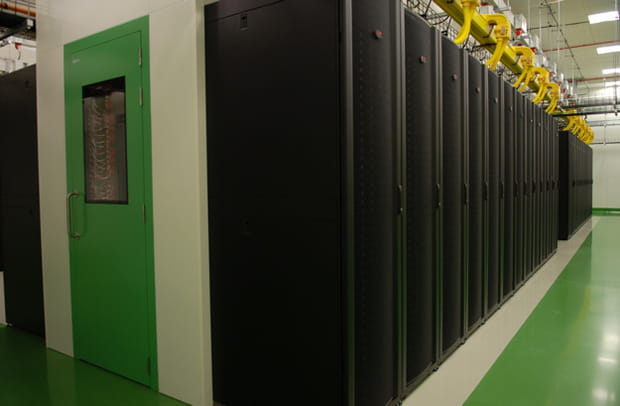 Data center intégré