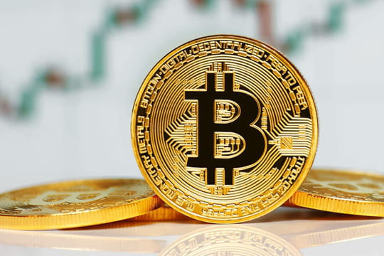 """""""Bitcoin : le cours s'effondre après avoir tutoyé son record"""""""