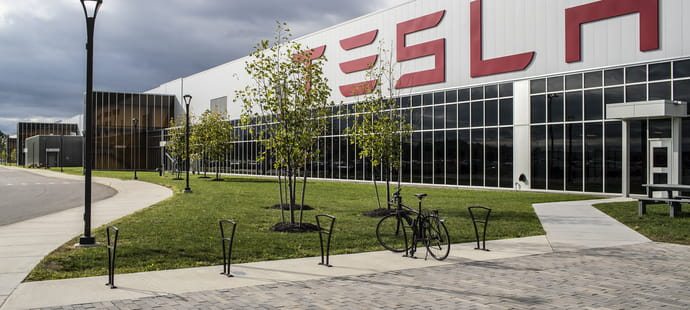 Tesla va supprimer 3000emplois