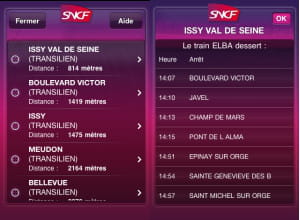 l'application sncf direct