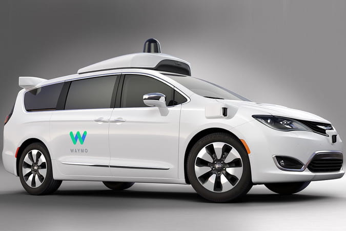 Véhicules autonomes : Google et GM dominent, Apple bonnet d'âne