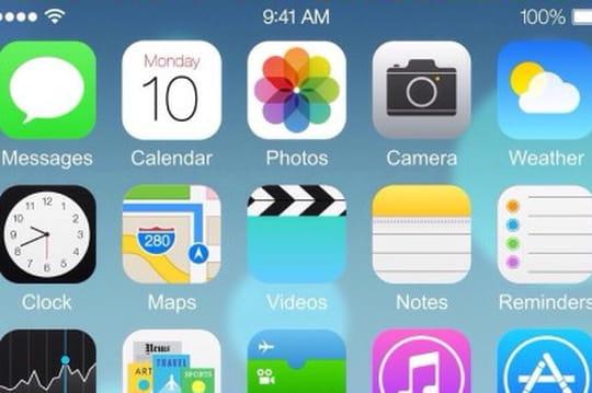 Voici le premier aperçu d'iOS8, prochaine version de l'iPhone d'Apple