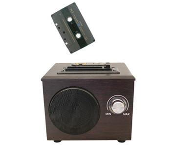 un convertisseur de cassettes au format mp3