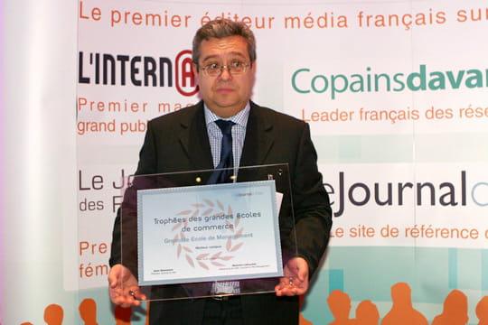 """Grenoble Ecole de Management, mention du """"Meilleur Campus"""""""