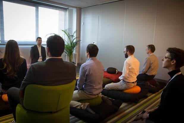 Salle de méditation