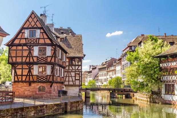 9e : Strasbourg (Bas-Rhin), +1,14 point de hausse des impôts locaux
