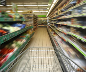 les nouvelles technologies vont bouleverser la façon de faire ses courses.
