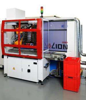 elexis investit la robotisation industrielle via hekuma, une société rachetée en