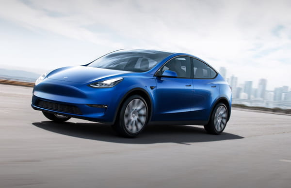 tesla model y son design et son prix en france r v l s. Black Bedroom Furniture Sets. Home Design Ideas