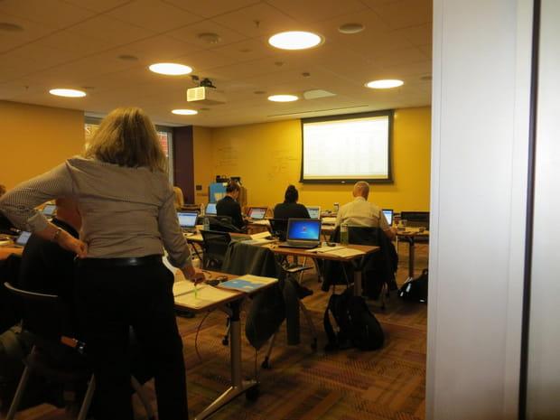 Des salles de cours aussi utilisées pour enseigner la programmation aux jeunes