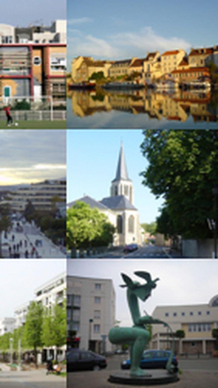 Entreprises Basées À Rueil Malmaison les villes les plus prospères de france