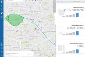 Geoblink lève 5millions d'euros pour l'analyse de data géolocalisées