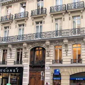 c'est rue de la boétie, dans le 8e arrondissement de paris, que l'afep est