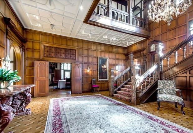 Un décor intérieur spectaculaire