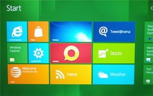 windows 8 est attendu dans le courant de l'année 2012, mais sa bêta, dès