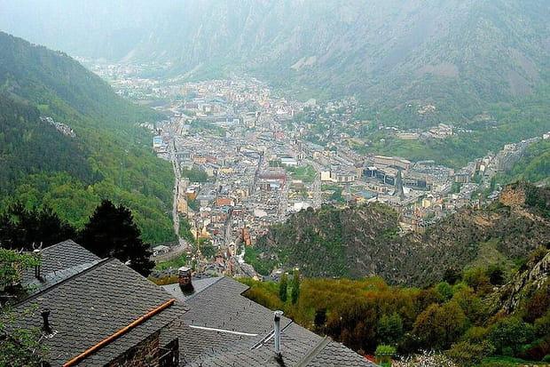 4e : Andorre